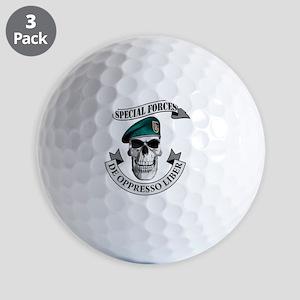 specialforces369 Golf Balls