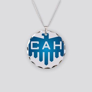 CAH Necklace Circle Charm