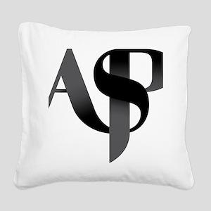 ASP Square Canvas Pillow