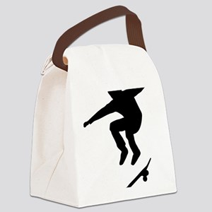 skateboarder Canvas Lunch Bag