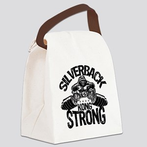 kong strong Canvas Lunch Bag