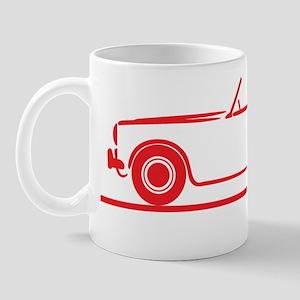 61 Sprite MK II_red Mug