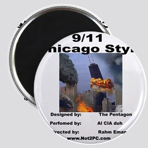 chicagostyle Magnet