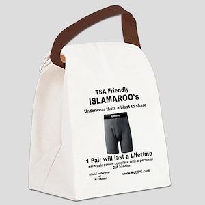 islamaroos Canvas Lunch Bag
