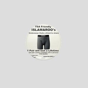 islamaroos Mini Button