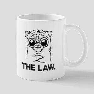 Pug Law 11 oz Ceramic Mug