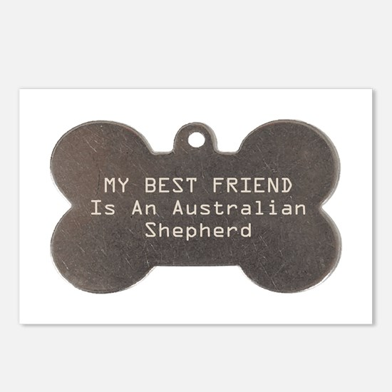 Friend Shepherd Postcards (Package of 8)