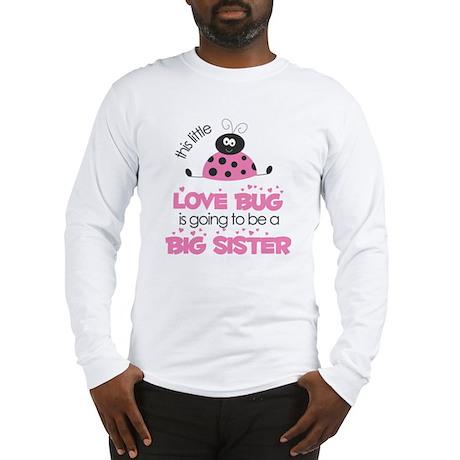 MASTER BUGS - ladybug and bees Long Sleeve T-Shirt
