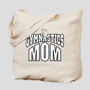 gymMOM-DARK SHIRT Tote Bag