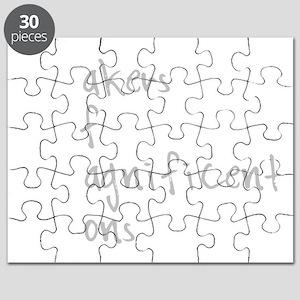 MOMS white Puzzle