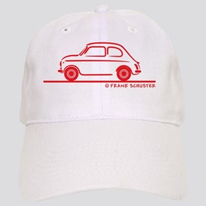500_Classic_red Cap