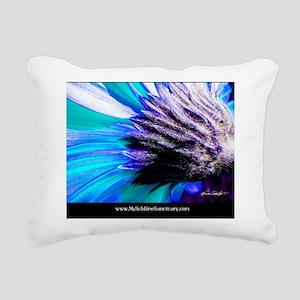 opalescence_10x10_link_c Rectangular Canvas Pillow