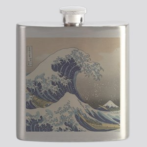 great-wave.square Flask