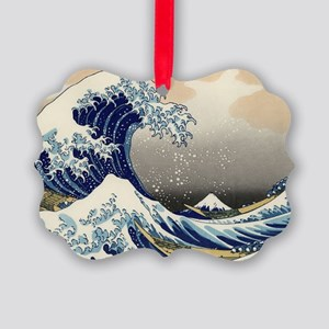 great-wave.travel Picture Ornament