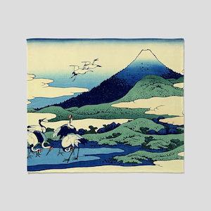 cranes-sagami.travel Throw Blanket