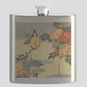 bird-flowers.square Flask