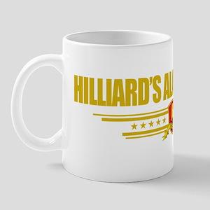 Hilliards Alabama Legion (flag 10) pock Mug