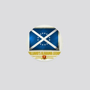 Hilliards Alabama Legion (flag 10) Mini Button