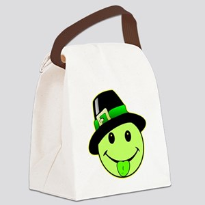 blarney_face Canvas Lunch Bag
