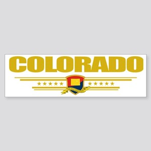 Colorado (Flag 10) pocket Sticker (Bumper)