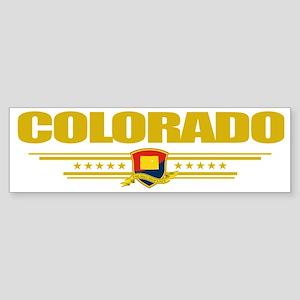 Colorado (Flag 10) pocket Sticker (Bumper)