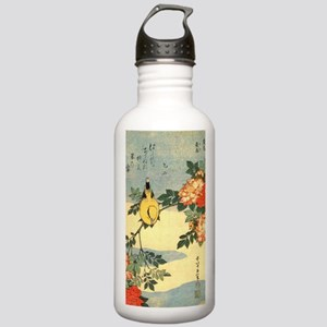 bird-flowers.57 Stainless Water Bottle 1.0L