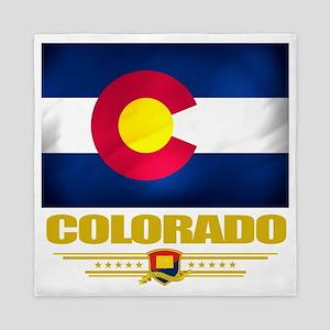 Colorado (Flag 10) Queen Duvet