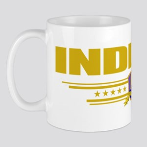 Indiana (Flag 10) pocket Mug