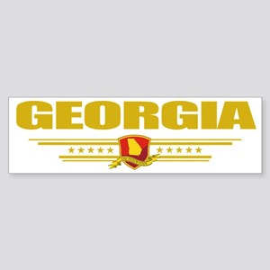 Georgia (Flag 10) pocket Sticker (Bumper)