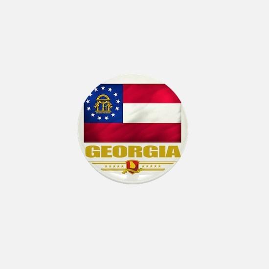 Georgia (Flag 10) Mini Button