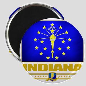 Indiana (Flag 10) Magnet