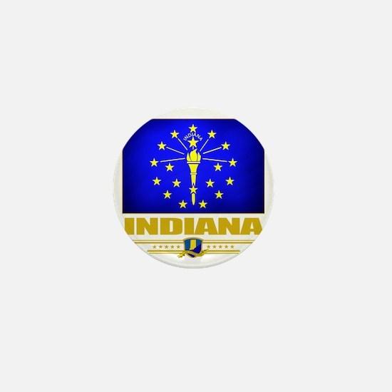 Indiana (Flag 10) Mini Button