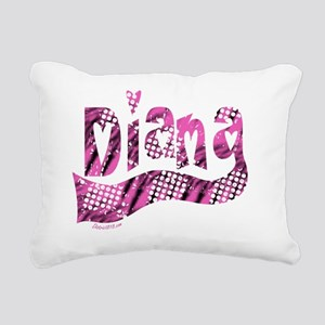 diana Rectangular Canvas Pillow