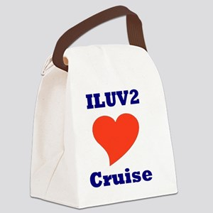 680X660 ILUV2 TEMPLATE Canvas Lunch Bag