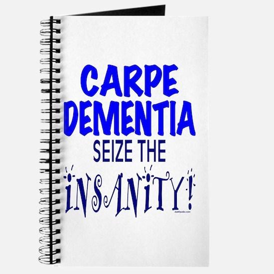 Carpe Dementia Journal