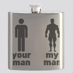 YOUR MAN VS MY MAN Flask