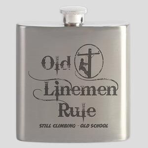 old linemen rule 1 Flask