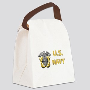U.S. Navy Canvas Lunch Bag