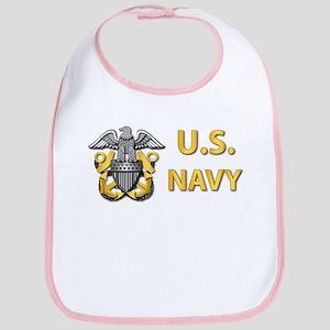U.S. Navy Bib