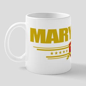 Maryland (Flag 10) pocket Mug