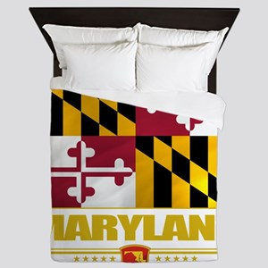 Maryland (Flag 10) Queen Duvet