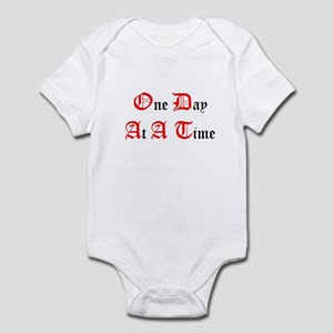 One Day At A Time Infant Bodysuit
