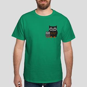 Owls (1) Dark T-Shirt