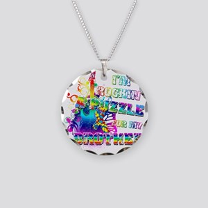 Im Rockin A Puzzle for my Br Necklace Circle Charm