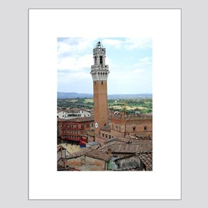 Siena Small Poster