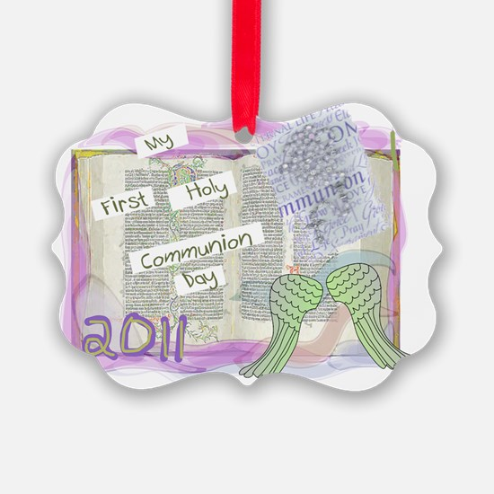 First Holy Communion Ornament