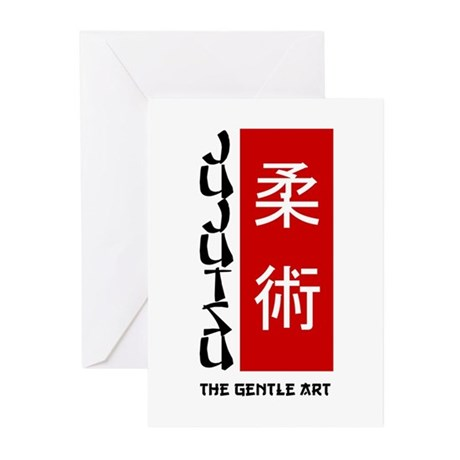 Jujutsu Greeting Cards (Pk of 10)
