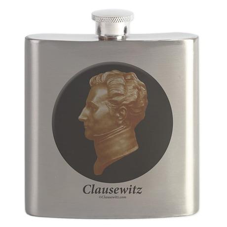 LargeCWZdiskFlat Flask
