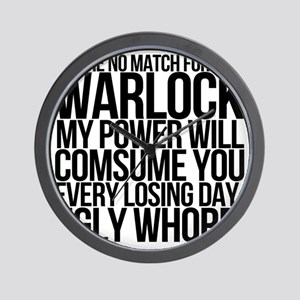 Youre Charlie Sheen - Youre No Match Fo Wall Clock