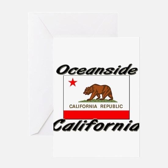 Oceanside California Greeting Cards